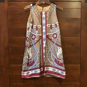 Cute silk Shift Dress